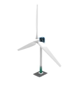 Wind Power 77pcs GIGO Green Energy  - STEM