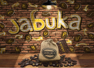 JABUKA Twisting Letter Word Game