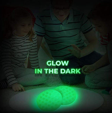 Popit - Glow in the Dark. Buy 1, second 50% off!