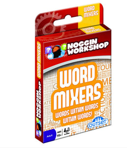 Noggins Workshop Word Mixers
