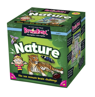BrainBox - Nature (55 Cards)