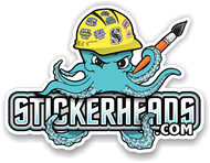 Stickerheads Stickers