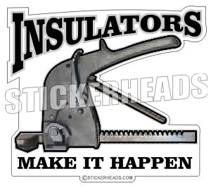 Insulator Stickers