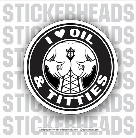 Oilfield Stickers