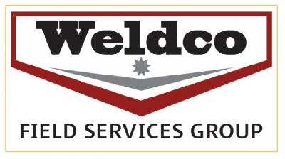 Weldco Field Services Group   - Work Job Sticker