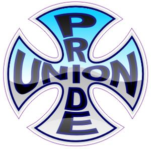 Iron Cross - Union pride   -  Misc Union Sticker