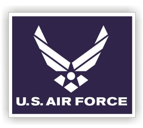 U.S. Air Force - Military Sticker