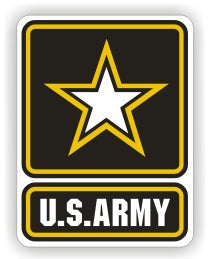 U.S. Army  - Military Sticker