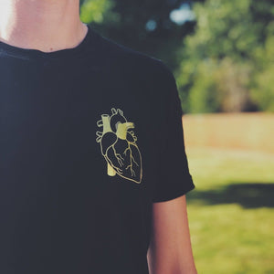 Have A Heart - 100% organic cotton unisex t-shirt