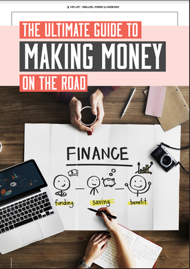 The Ultimate Guide to Making Money on the Road (Guide)