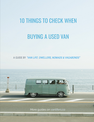 10 Things to Check When Buying a Used Van (Guide)