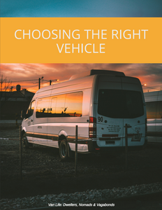Choosing the Right Vehicle (Guide)