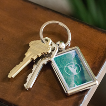 "Load image into Gallery viewer, VLDNV ""Wave"" Keychain"