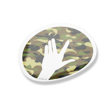 "Load image into Gallery viewer, VLDNV ""Wave"" Sticker (Camo)"
