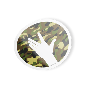 "VLDNV ""Wave"" Sticker (Camo)"