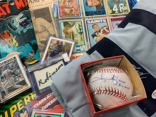 "Final Price! Going Out of Business: The ""Final Warehouse Clearance"" Mystery Super Box!  Now Only $58! Filled With Everything From Antiques to Sports Cards! You Have to See This!"