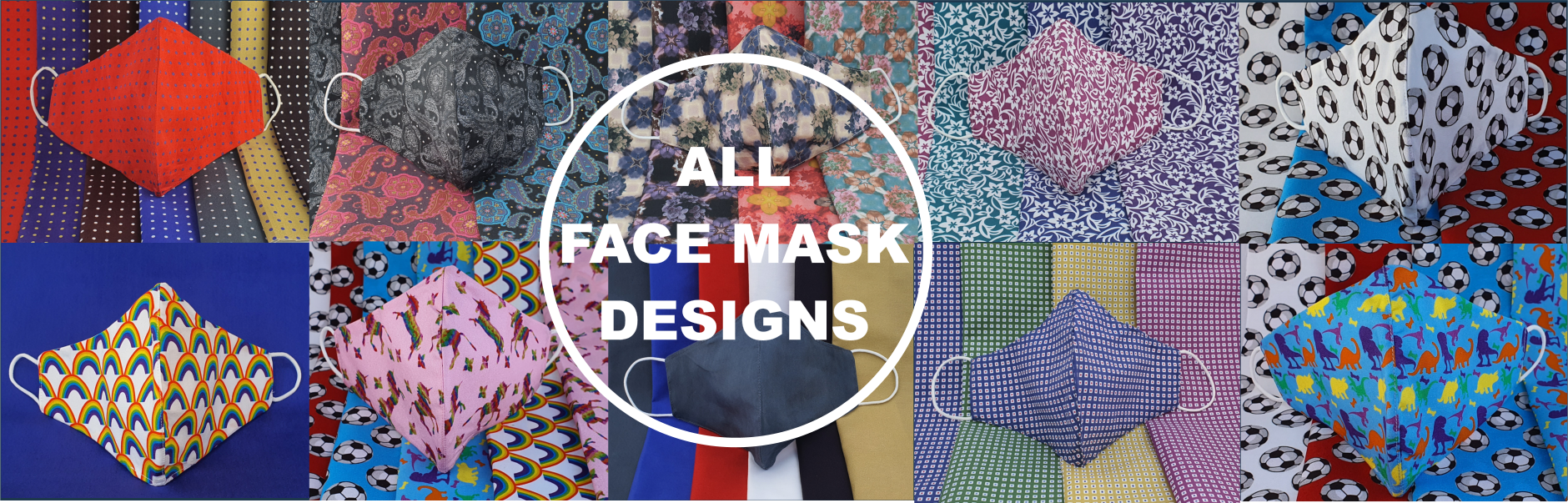 All Face Mask Designs