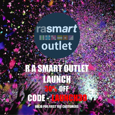 R A Smart Outlet - Direct Online Outlet Goes Live