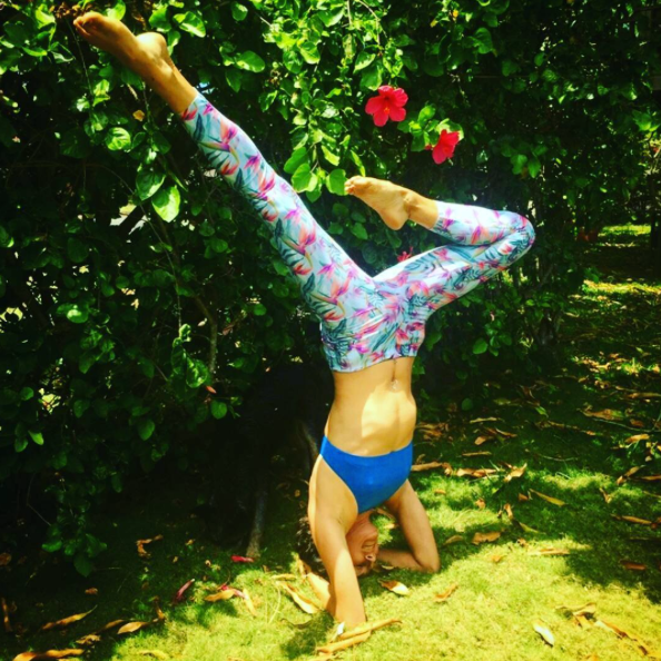 Paradise Eco Yoga/Swim Pants