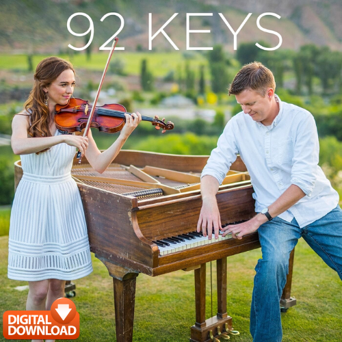92 Keys EP - Digital Download