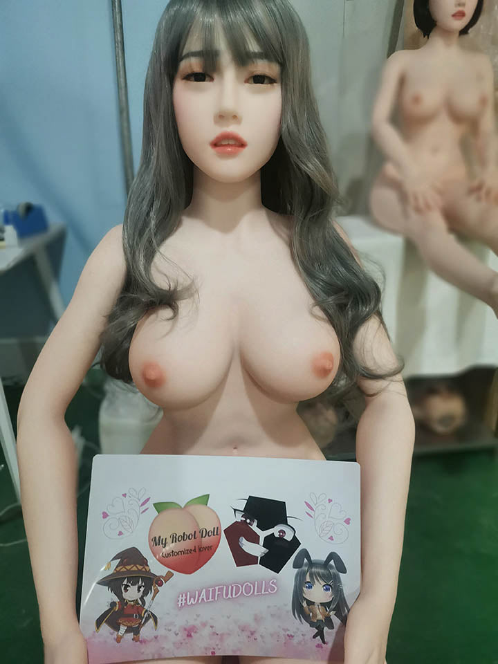 MZR Doll: Kaya Head #8 + 163cm Silicone body pre-shipment photo
