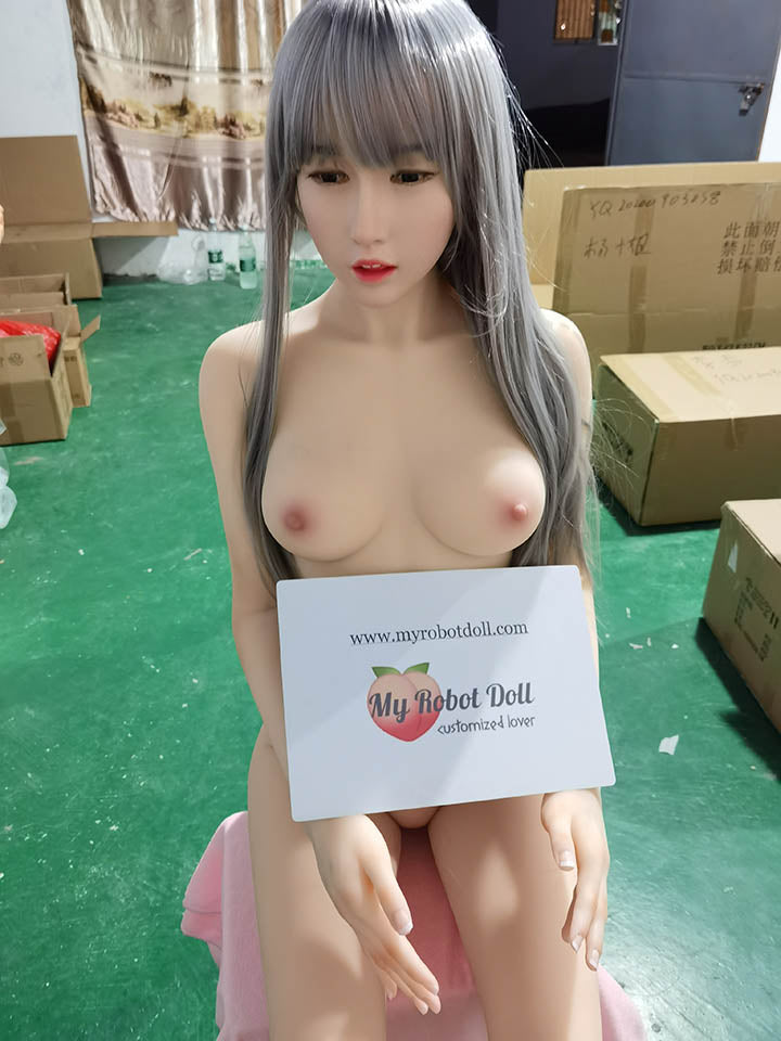 MZR Doll: Yoyo Head #1 + 160cm TPE Body pre-shipment photo