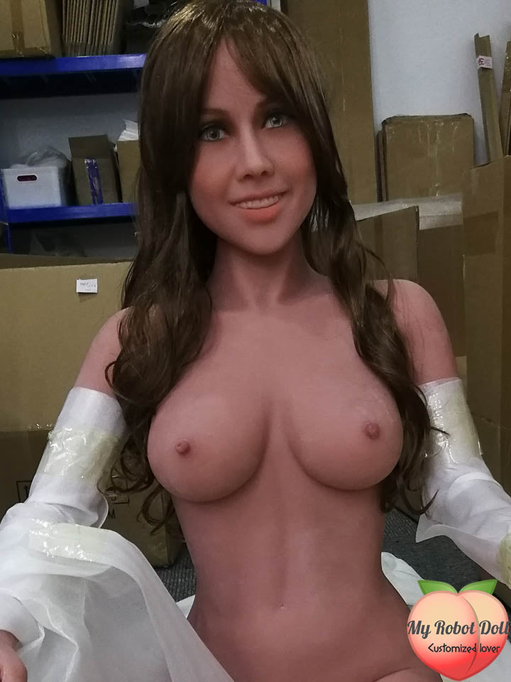 SE Doll: Eliza Head+ 163cm Sex Robot TPE Body pre-shipment photo