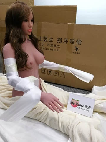 SE Doll Ellie + 163cm Sex Robot TPE body pre-shipment photo