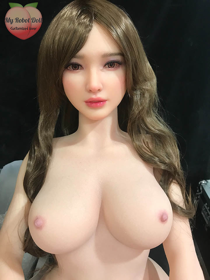 Sino-doll: S33 Head + 162cm Body Natural Skin Full R+S face and body make-up effect
