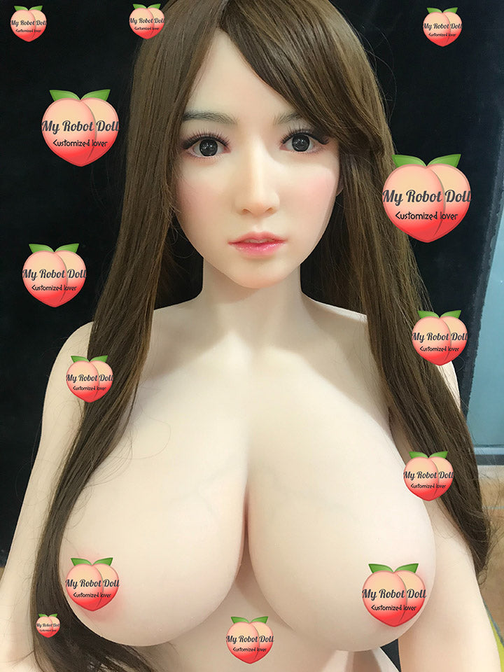 Sino-doll: T1 Head + T-Sino Body 159cm Full R+S face and body make-up effect