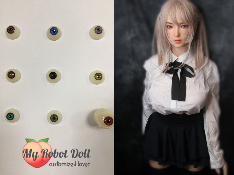 myrobotdoll.com which sex doll brand offers the most custom options Sino-doll movable eyes colors