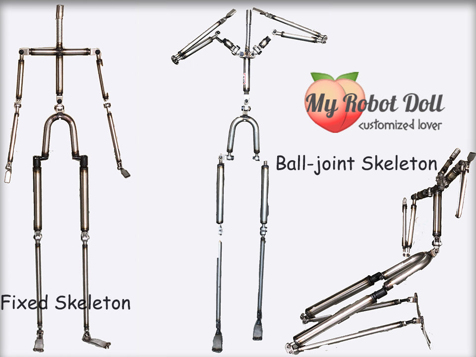 myrobotdoll.com which sex doll brand offers the most custom options skeleton comparison