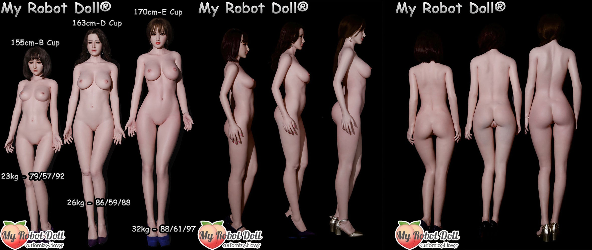 Tayu body pictures 3D