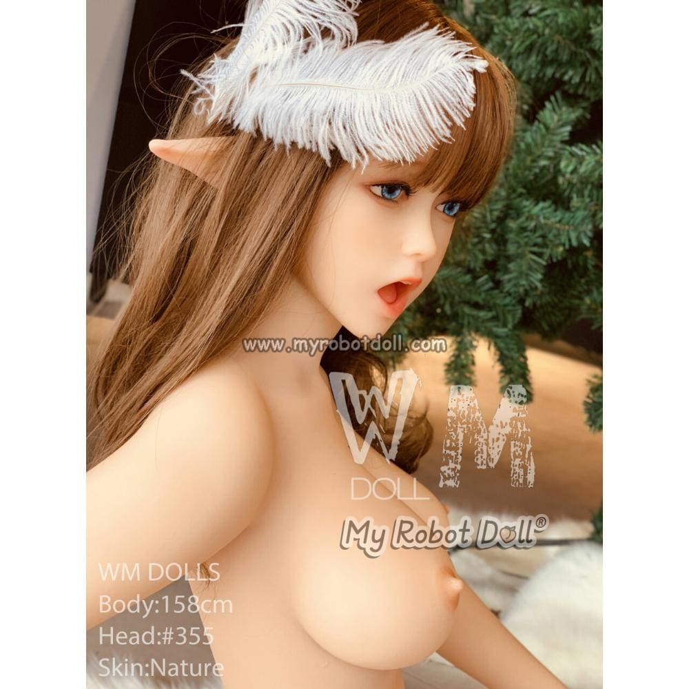 Sex Doll Head #355 Wm - 158Cm / 52