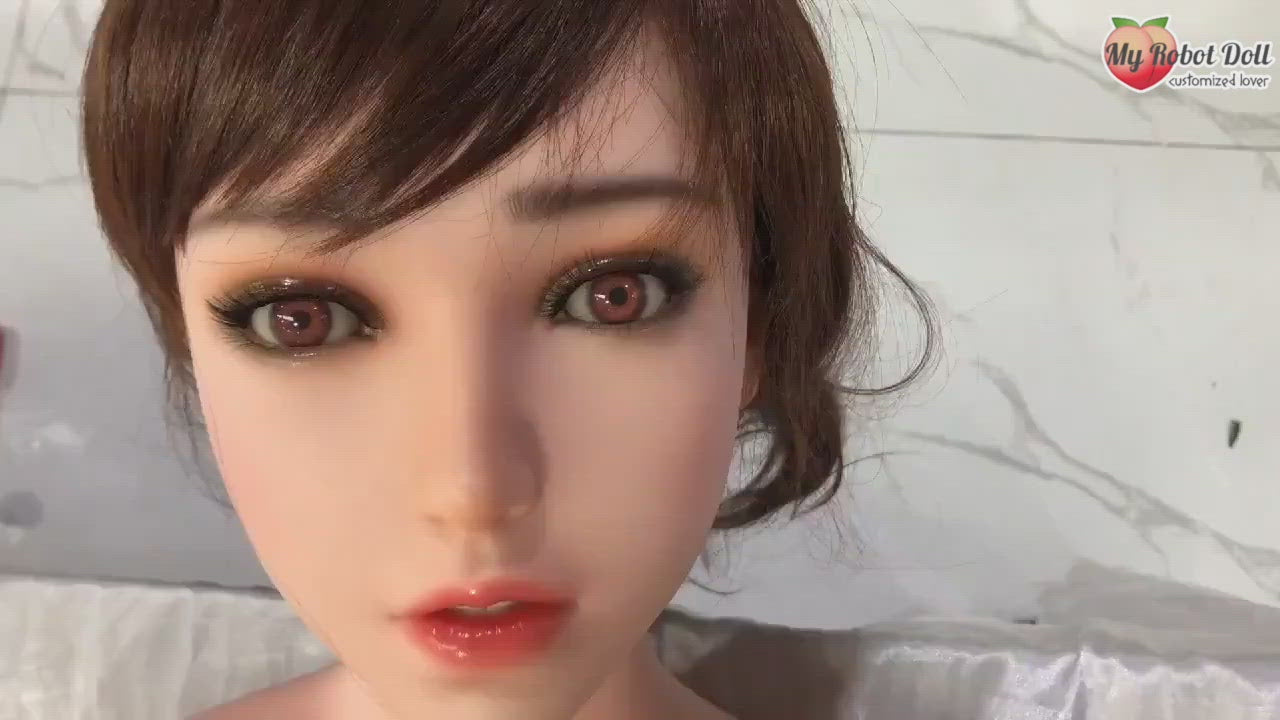 Sex Doll Echo Gynoid Head #6 Model 9 - 148cm / 4'10""