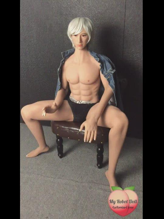 Male Sex Doll Bernie - 170cm / 5'7""