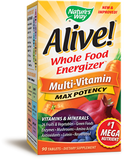 Alive, Multi-Vitamin, 90 Tablets
