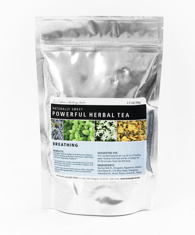 Breathing Herbal Tea 3.5 oz