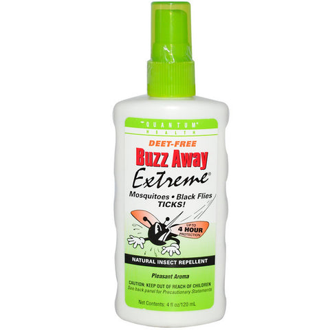 Buzz Away Extreme Insect Repellent 6 fl oz