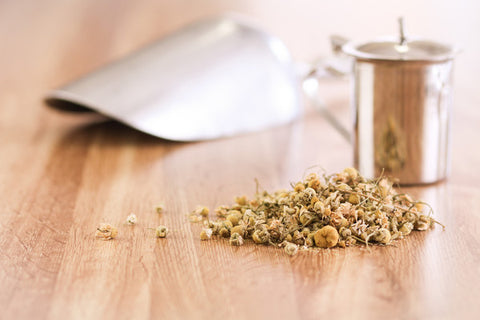 Chamomile Flower 2 oz (Cut & Sifted)