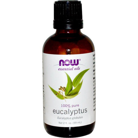 Eucalyptus Essential Oil, 2 fl oz (Now Foods)