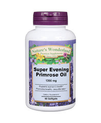 Super Evening Primorose Oil, 60 Softgels (Nature's Wonderland