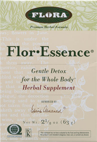 Flor Essence Herbal Formula Dry 2 1/8 oz