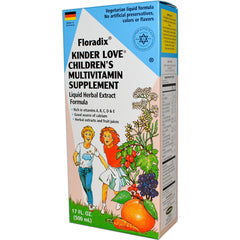 Floradix Kinder Love Children's Multivitamin 8.5 fl oz