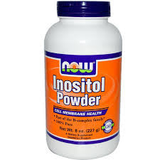 Inositol, Powder, 4 oz (Now Foods)