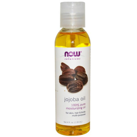 Jojoba Oil, 4 fl oz (Now Foods)