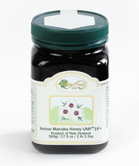 Active Manuka Honey, 17.5 oz