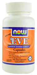 EVE Superior Women's Multivitamin, 120 Vcaps (Now Foods)