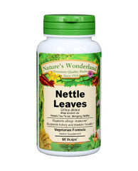 Nettle Leaves 60 vcaps