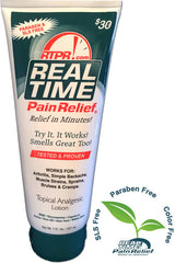 Real Time Pain Relief, Analgesic Lotion, 7 fl oz